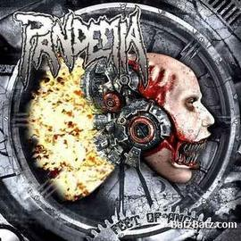 Pandemia – Feet of Anger (2009)