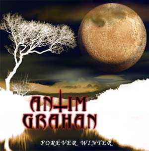 antim grahan forever winter album art