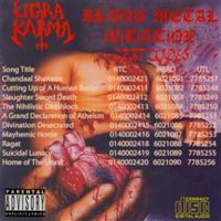 UgraKarma-Blood Metal Initiation CRBT