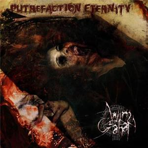 Antim Grahan Putrefaction Eternity Album art