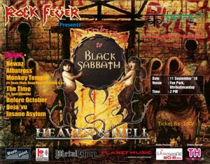 HEAVEN & HELL- A Tribute Concert to BLACK SABBATH