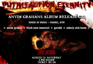 antim grahan putrefaction eternity release gig