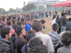 Rock On For Cause Held in Tundikhel  Kathmandu Photos