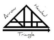 arrow headed triangle logo