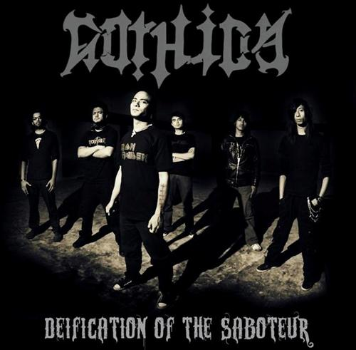 Gothica Deification Of The Saboteur(DOTS) EP Album Download