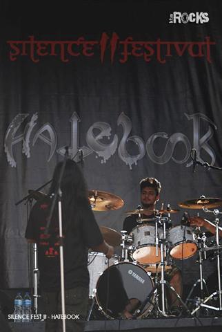 Hatebook Band Silence Festival Kathmandu 2011