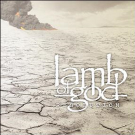 Lamb of God  Resolution Tracks List
