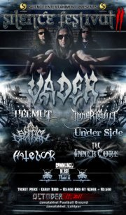 Vader Officially Post Note on Facebook about Nepal Tour for Silence Festival