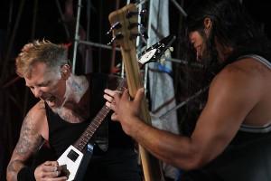 Metallica Bangalore ground 30 october 2011