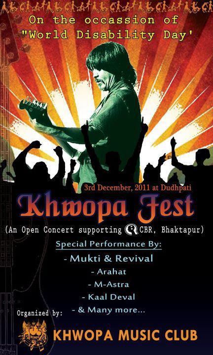 khwopa-fest-open concert in bhaktapur