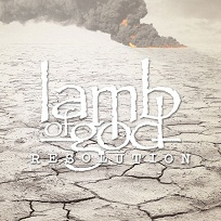 "Lamb of God New Album ""Resolution"" streaming full online"