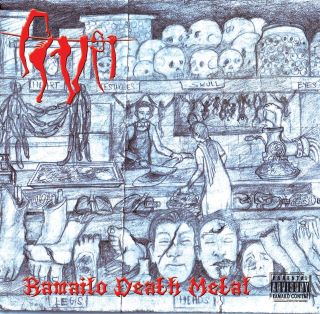 "Binaash new Album ""Ramailo Death Metal"" album art revealed"