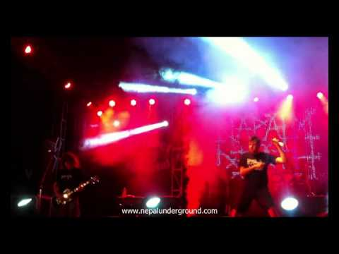 napalm death in nepal metal mayhem iv