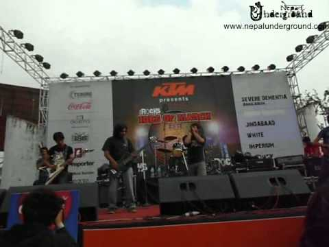 Divine Influence Band -ktmROCKS Ides Of March 2012(Videos)