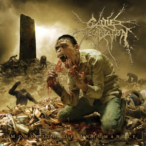 Cattle Decapitation Monolith of Humanity full album stream