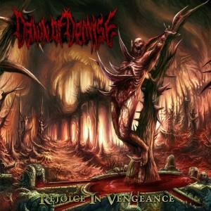 Dawn of Demise REJOICE IN VENGEANCE Album Art