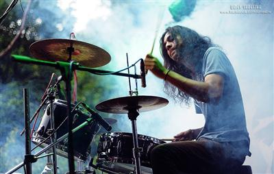 "White Band Live Videos from Kalodin Ep ""Sarv"" Release GIG"