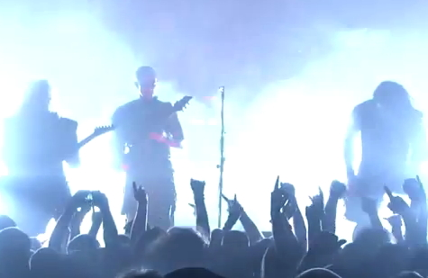 behemoth live denver videos