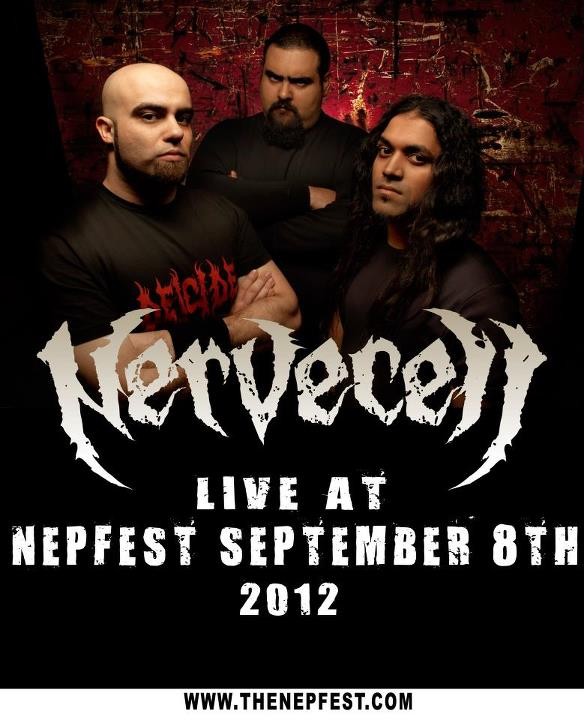 NerveCell – Dubai added in Nepfest IV – September lineup