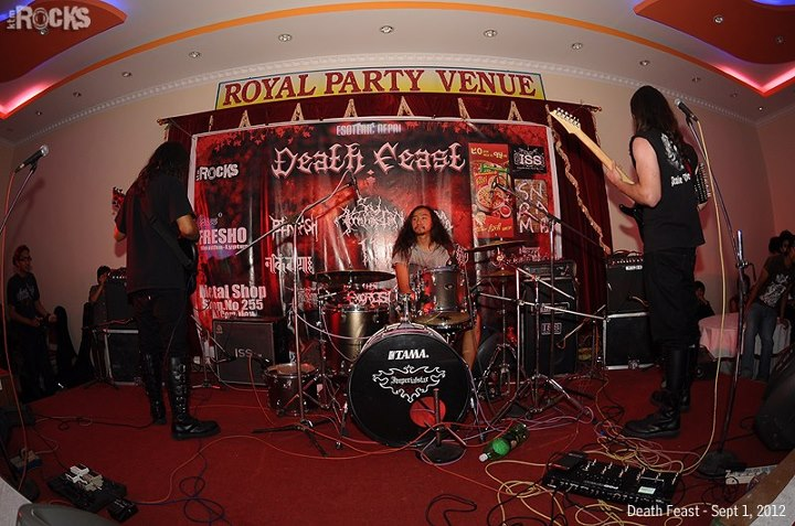 Death Feast – I (Photo Gallery)