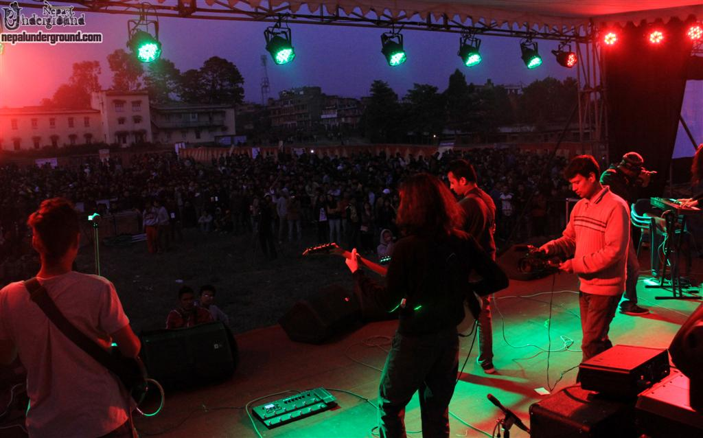 Jindabaad at Khwopa Fest II – 2012 ,Bhaktapur – Photo Feature