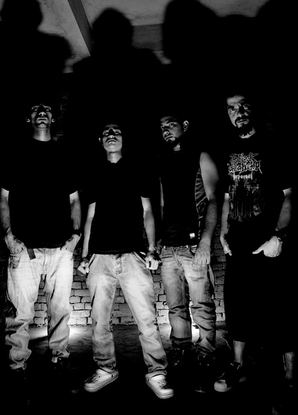 13 God's Bench – Deathcore ( India )