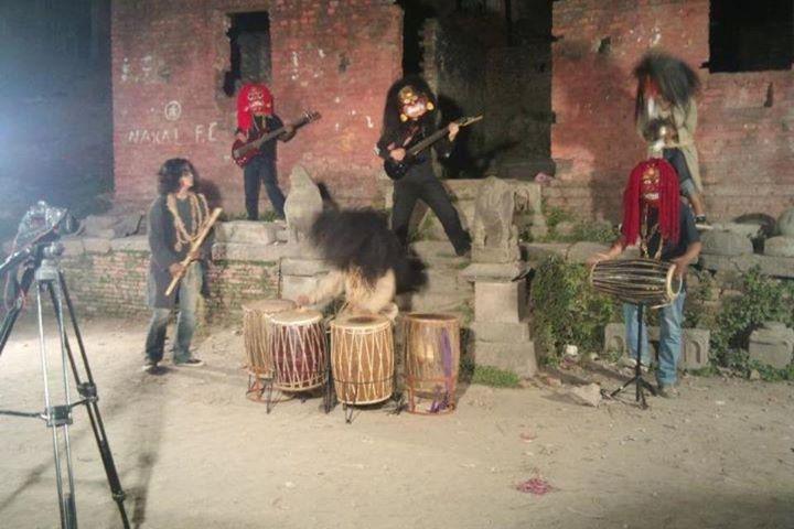 lakhey nepali metal band