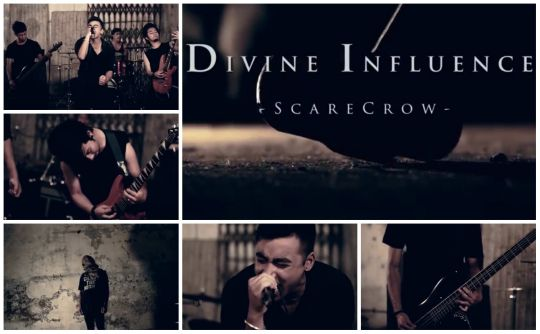 divine influence scarecrow video