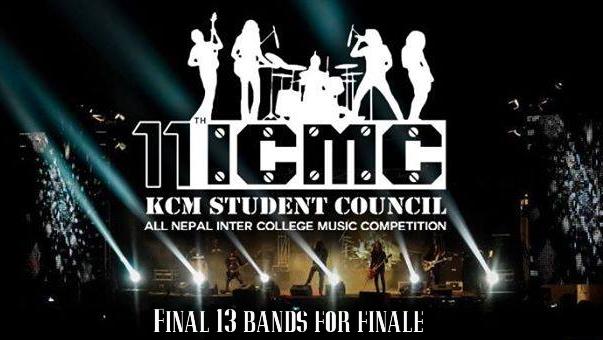 13 bands icmc