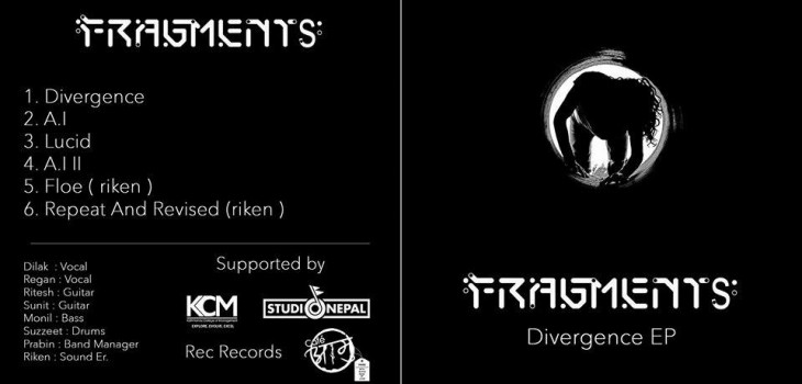 divergence ep