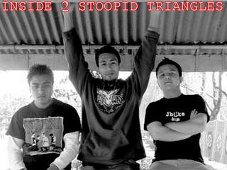 Inside 2 Stoopid Triangles