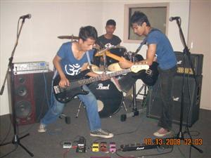 Black Out Band Nepal
