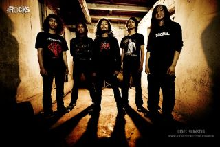 imperium nepali black metal band