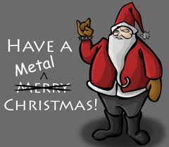 happy metal christmas