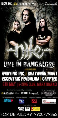 nile live in bangalore