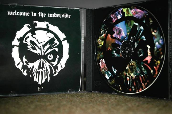welcome to the underside ep cd